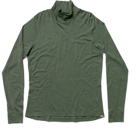 Houdini Activist Turtleneck Men willow green